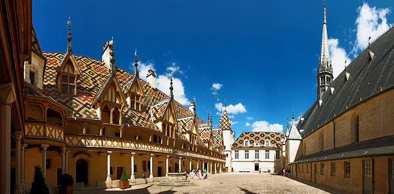 Finesse visits Hospice de Beaune
