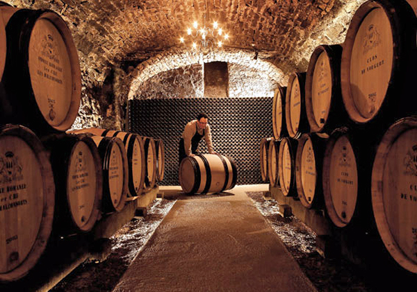 Hospices de Beaune wine cave