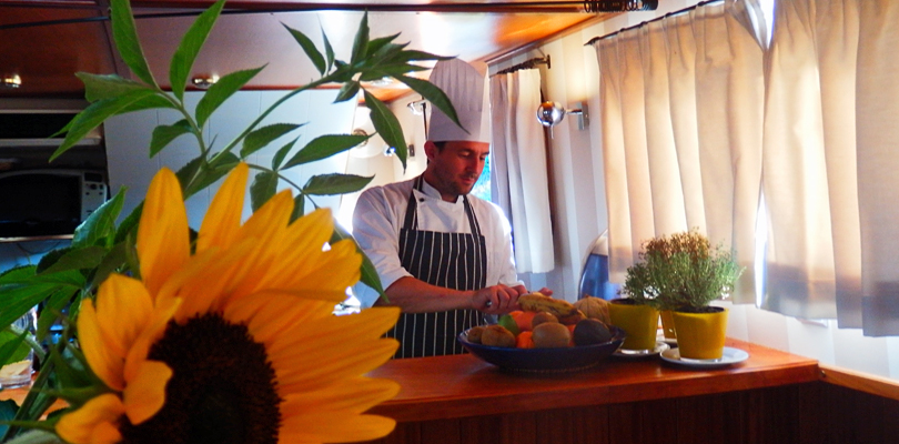 Esperance chef preps for dining