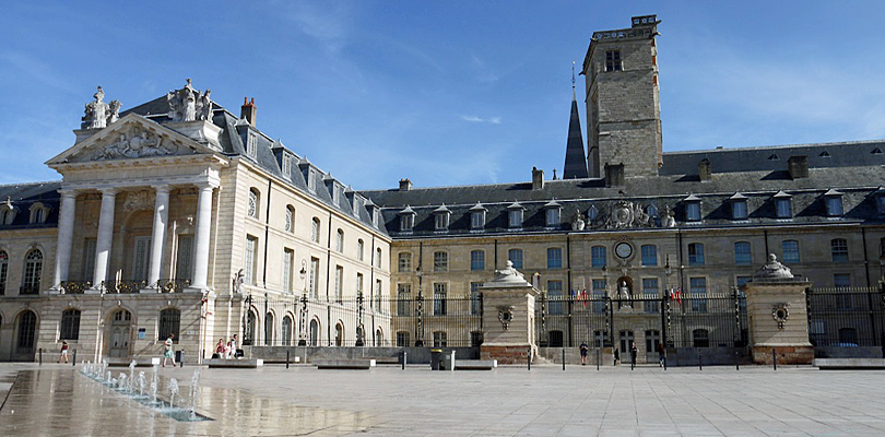Ducal Palace in Dijon