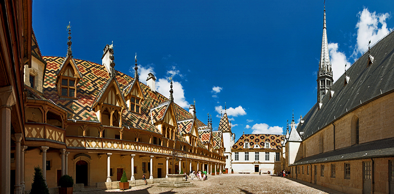 Visit the Hospice de Beaune