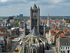 Ghent, the beautiful and vibrant of Belgium