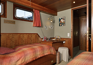 MS Elisabeth twin cabin