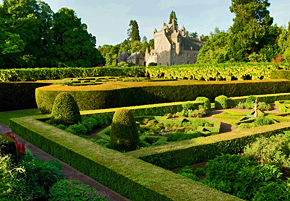 Cawdor Castle, setting of Shakespeare's play, Macbeth
