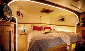 Saraphina double cabin