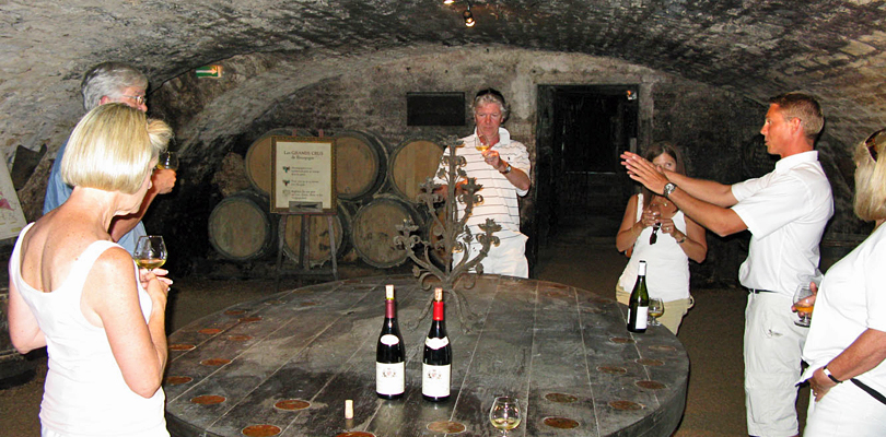 Private wine tastings
